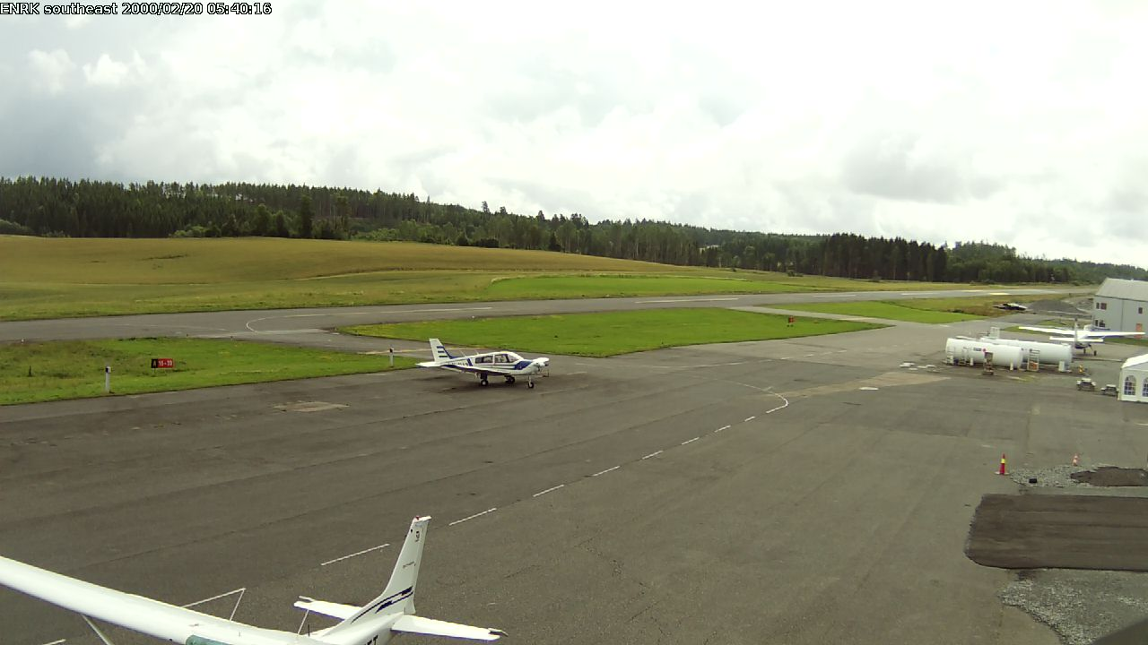 Rakkestad - Rakkestad airport; south east